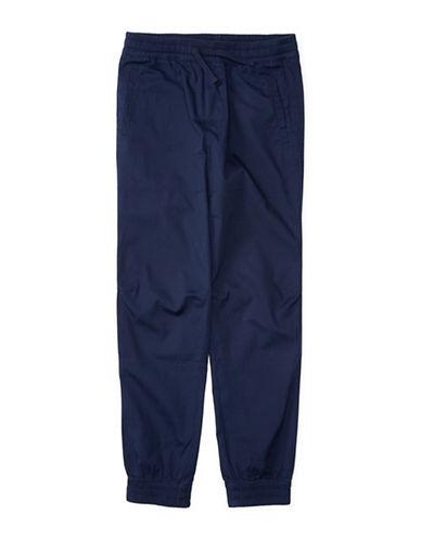 Ralph Lauren Childrenswear Cotton Jogger Pants-BLUE-Medium 88888378_BLUE_Medium