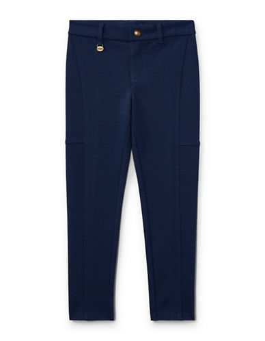 Ralph Lauren Childrenswear Stretch Pants-BLUE-6X