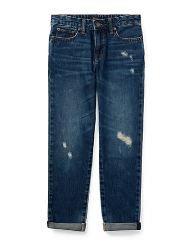 Ralph Lauren Childrenswear Sullivan Slim Fit Jeans-BLUE-16