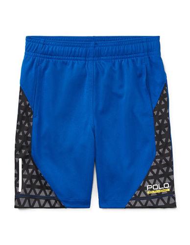 Ralph Lauren Childrenswear Performance Shorts-BLUE-3T