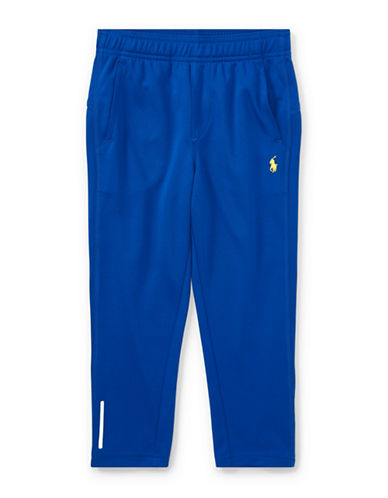 Ralph Lauren Childrenswear Zip-Vent Performance Pants-BLUE-3T