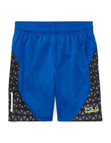 Ralph Lauren Childrenswear Performance Shorts-BLUE-7