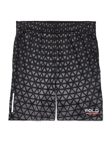 Ralph Lauren Childrenswear Print Performance Shorts-MULTI-7