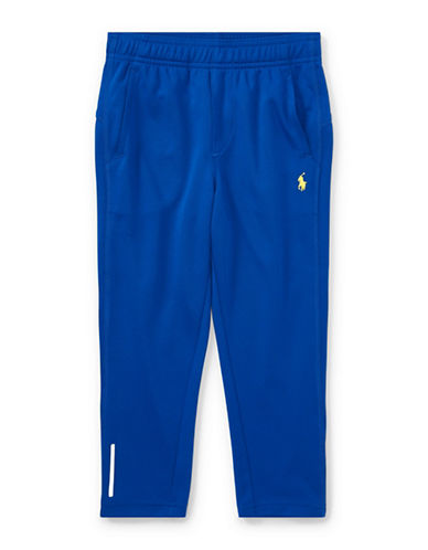 Ralph Lauren Childrenswear Zip-Vent Performance Pants-BLUE-7
