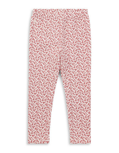 Ralph Lauren Childrenswear Floral Stretch Leggings-ASSORTED-2