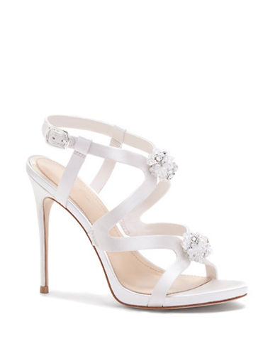 Vince Camuto Daija Satin Stiletto Sandals-IVORY-8