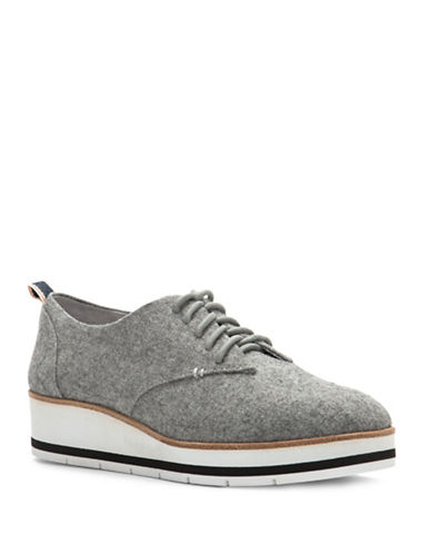 Ed Ellen Degeneres Oberlin Oxford Shoes-GREY-10