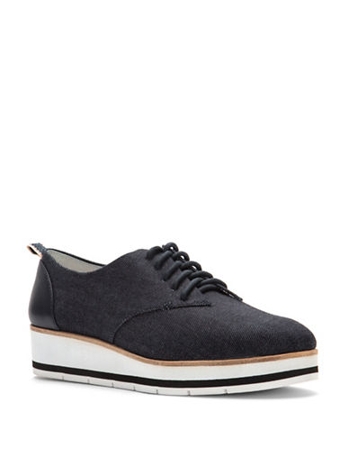 Ed Ellen Degeneres Oberlin Oxford Shoes-BLUE-8