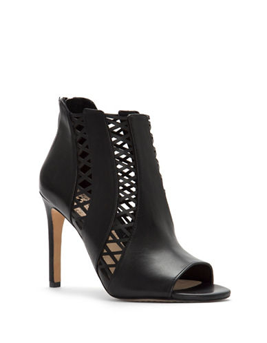 Vince Camuto Chalinda Cut-Out Booties-BLACK-7