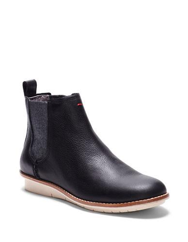 Ed Ellen Degeneres Waide Chelsea Boots-BLACK-9