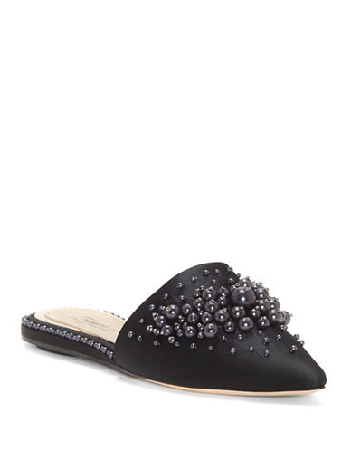 Imagine Vince Camuto Casele Pearl Mules-BLACK-7