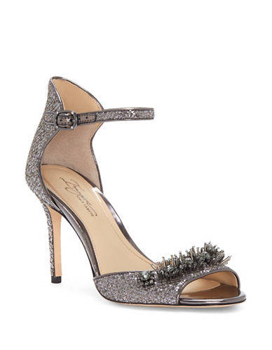 Vince Camuto Prisca Stiletto Sandals-GREY-6.5