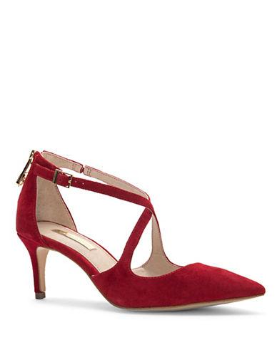 Louise Et Cie Jena Crisscross Heels-PINK-6