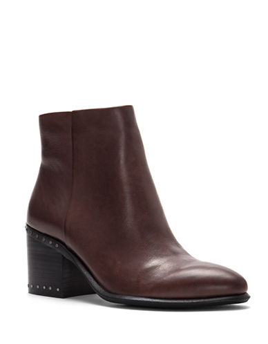 Vince Camuto Pemmey Leather Booties-CLARET-7