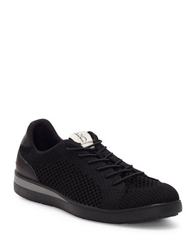 Ed Ellen Degeneres Womens Arissa Sneakers-BLACK-9.5