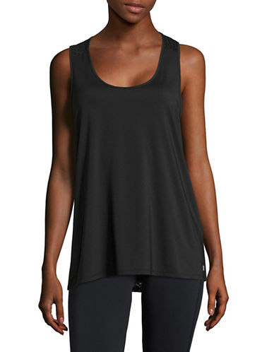 Ivanka Trump Cut-Out Tank-BLACK-Large 89161937_BLACK_Large