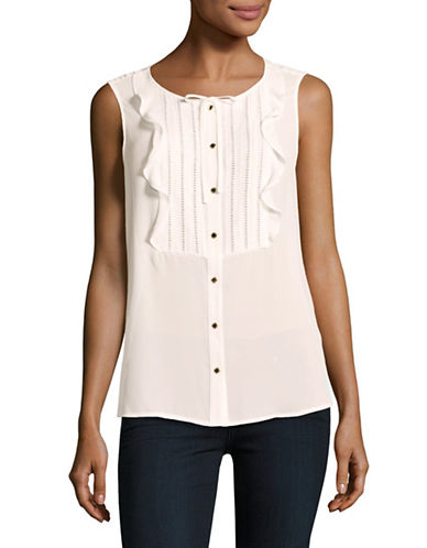 Miscellaneous Tux-Front Shell Top-WHITE-Medium 89171627_WHITE_Medium