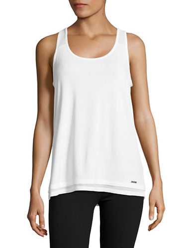 Ivanka Trump Perforated Panel Tank-WHITE-Small 89138937_WHITE_Small