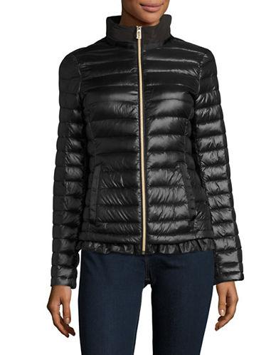 Ivanka Trump Packable Puffer Jacket-BLACK-Large 88930329_BLACK_Large