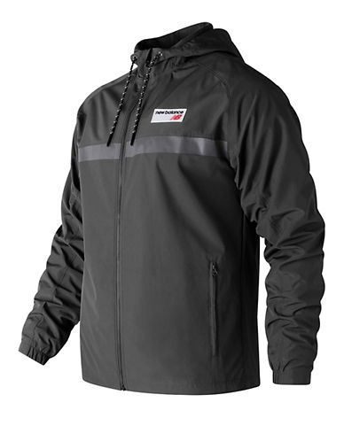 New Balance Waterproof Hoodie-BLACK-Small 89405721_BLACK_Small