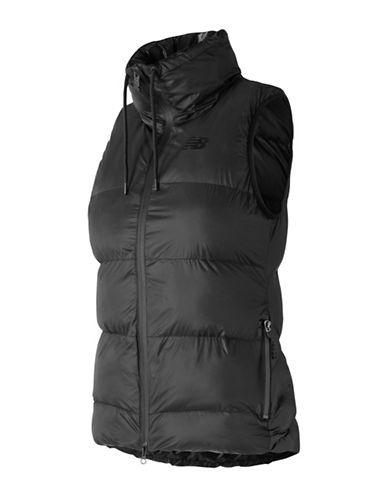 New Balance Sport Thermal Vest-BLACK-X-Large