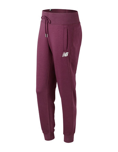 New Balance Tapered Sweatpants-WINTER SKY-Small