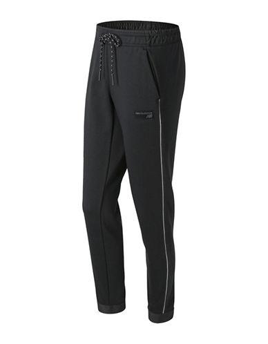 New Balance Athletic Jogger Pants-BLACK-Small