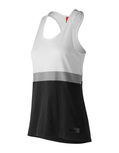 New Balance Athletic Novelty Cotton Tank Top-BLACK-Medium 89446119_BLACK_Medium