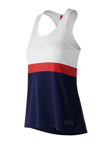 New Balance Athletic Novelty Cotton Tank Top-BLUE-Small 89446126_BLUE_Small