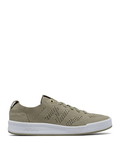New Balance Womens 300 Sneakers-BROWN-6