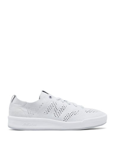New Balance Womens 300 Sneakers-GREY-8.5