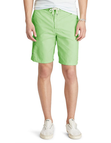 Polo Ralph Lauren Kailua Swim Trunks-LIME-Small