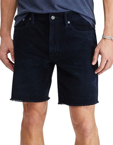 Polo Ralph Lauren Varick Slim Straight Shorts-AVIATOR NAVY-36