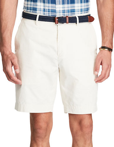 Polo Ralph Lauren Stretch Classic Fit Chino Shorts-NATURAL-38