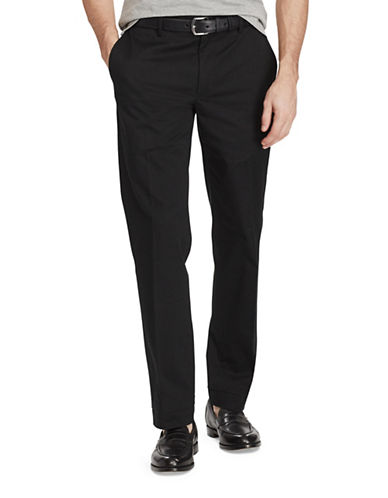 Polo Ralph Lauren Stretch Classic Fit Chino Pants-BLACK-32X30