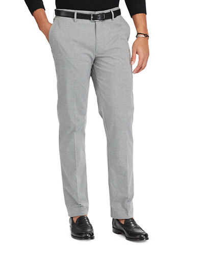 Polo Ralph Lauren Classic Stretch Cotton Chinos-GREY-34X30