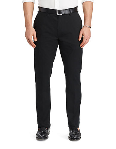 Polo Ralph Lauren Classic-Fit Stretch Chinos-POLO BLACK-48X32
