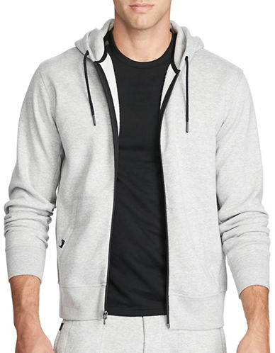 Polo Sport Cotton-Blend-Fleece Hoodie-GREY-Small 88916750_GREY_Small