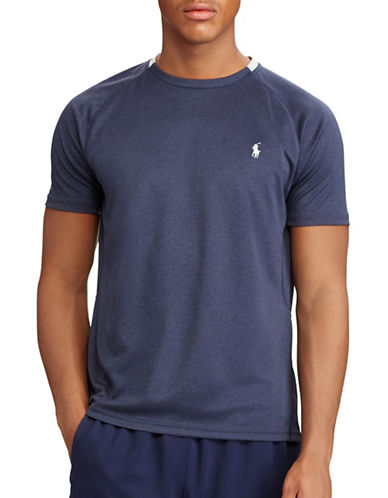 Polo Sport Micro-Dot Jersey Tee-NAVY-Medium 88916808_NAVY_Medium