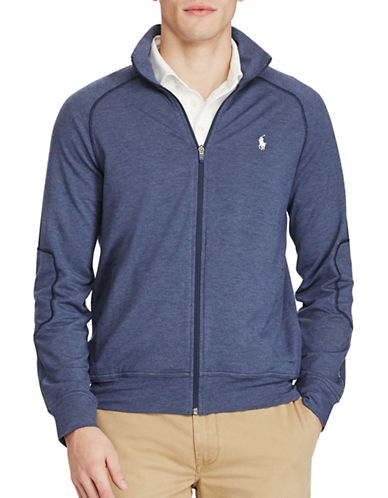 Polo Sport Terry Track Jacket-BASIC NAVY-X-Large 88916850_BASIC NAVY_X-Large