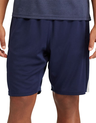 Polo Sport Textured Jersey Shorts-FRENCH NAVY-X-Large 88916860_FRENCH NAVY_X-Large