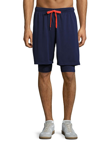 Polo Sport Lightweight Mesh Shorts-FRENCH NAVY-Large 88916977_FRENCH NAVY_Large