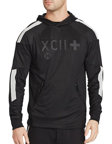 Polo Sport Mesh-Panelled Track Jacket-POLO BLACK-XX-Large 88917001_POLO BLACK_XX-Large