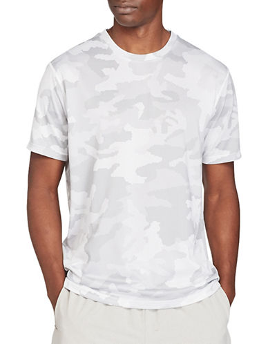 Polo Sport Performance Jersey T-Shirt-WHITE/GREY-Small 88917039_WHITE/GREY_Small