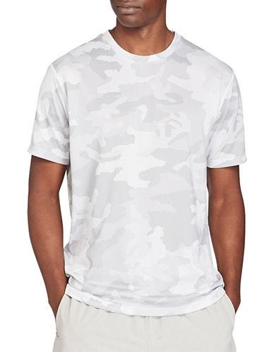Polo Sport Performance Jersey T-Shirt-WHITE/GREY-X-Large 88917040_WHITE/GREY_X-Large