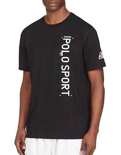 Polo Sport Jersey Graphic T-Shirt-POLO BLACK-Large 88917052_POLO BLACK_Large