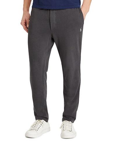 Polo Ralph Lauren Cotton Spa Terry Pants-POLO BLACK-XX-Large 88963336_POLO BLACK_XX-Large