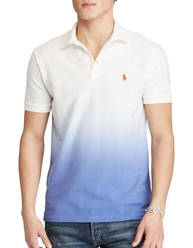 Polo Ralph Lauren Classic Fit Cotton Mesh Polo-BLACK-XX-Large