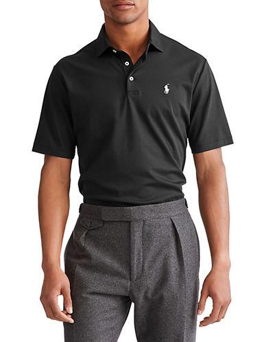 Polo Ralph Lauren Cotton Polo-POLO BLACK-XX-Large