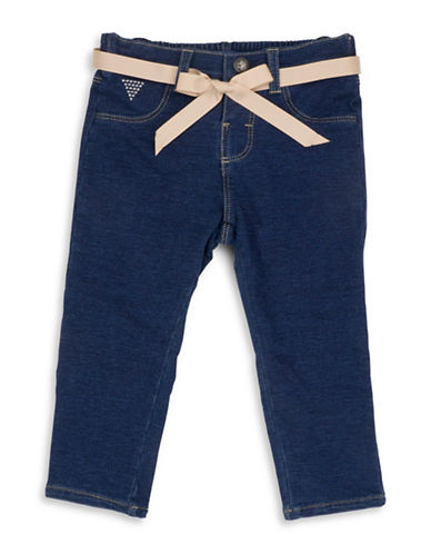 Guess Knit Jeans-BLUE-18 Months